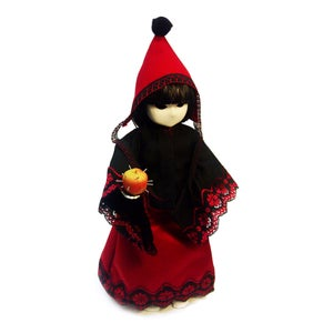 "Image of Limited Edition 'Lustravi' 14"" Little Apple Doll"
