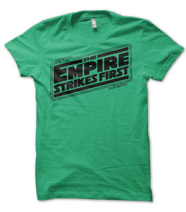 """Image of Men's - """"The Empire Strikes First"""" T-Shirt"""