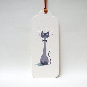 Image of 12 Christmas Kitty Gift Tags