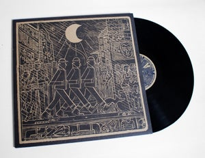 Image of Midnight Walkers LP Vinyl