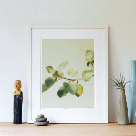 Image of Art Print - Summer Leaves