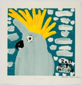 Image of White Cockatoo TREVOR TURBO BROWN