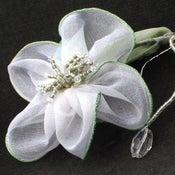 Image of R77  White Flower