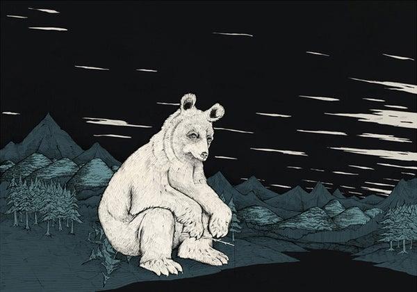 Image of BEAR FISHING