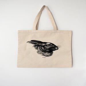 Image of Hare Tote Bag