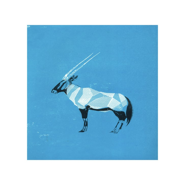 Image of Oryx - Blue