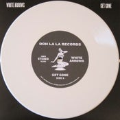 "Image of Get Gone 7"" White Vinyl (Limited Edition on White Vinyl)"
