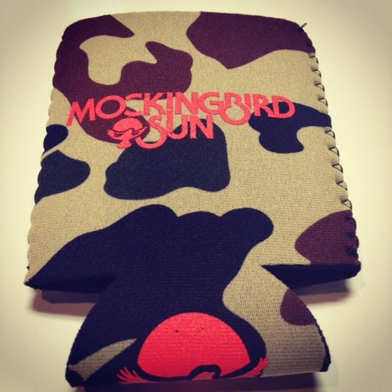Image of Camo Drink Koozie