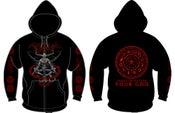 """Image of """"Demon"""" Zip-Up Hoodie (+Pullover Hoodie/Long Sleeve T-Shirt)"""