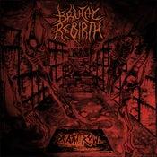 "Image of BRUTAL REBIRTH  ""Death Row""  CD"