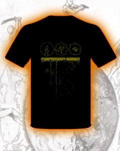 Image of NewTel Lie t-shirt BLACK