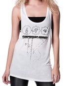 Image of NewTel Lie t-shirt GIRLIE