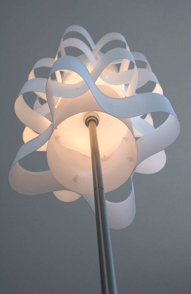 Image of The Orbit Pendant Shade or Stand Mounted 50cm