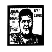 "Image of ""Adam The Drake Has A Posse"" Sticker Pack (P1B-A0509)"