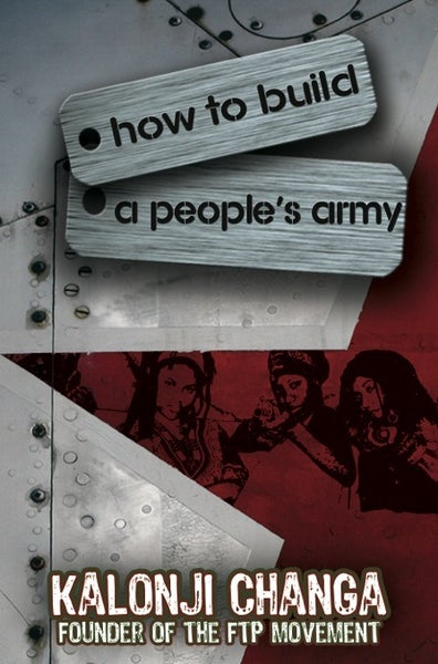Image of How to Build a People's Army (Book)