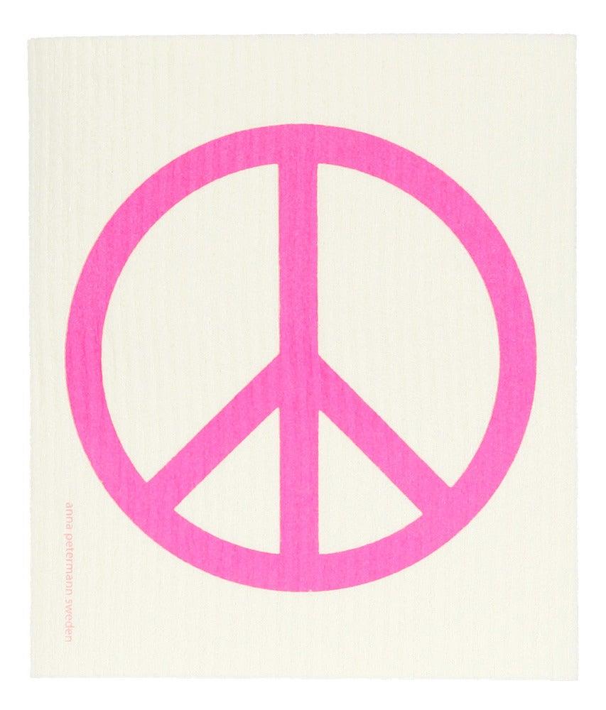 Image of Dish Cloth/Diskduk Peace