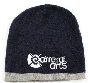 "Image of Carrera Arts ""Stripe"" Beanie"