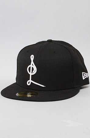 Image of TSL New Era 59Fifty Fitted (Black)