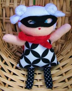 Image of Tiny Super Hero (Maddie)