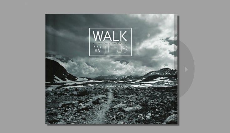 Image of Walk With Us... A Journey Along the John Muir Trail Photo Book
