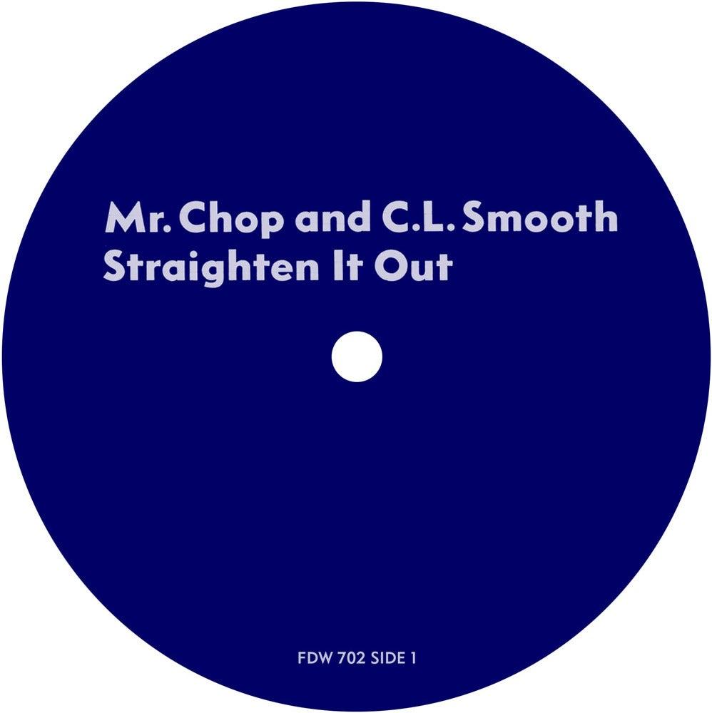 Image of FDW-702 MR.CHOP & C.L.SMOOTH