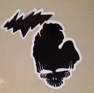 Image of Grateful Michigan sticker 2 for $10