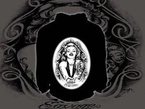 Image of Hoodie - Marilyn Monroe