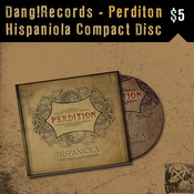 "Image of Perdition ""Hispaniola"" CD"