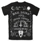 Image of Hail Satan And Drink Coffee