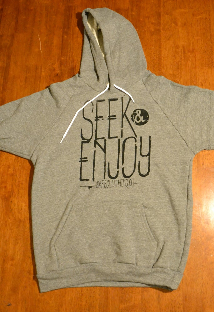 Image of Pull-over Hoodie