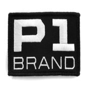 "Image of ""Badged"" Patch (P1B-A0529)"