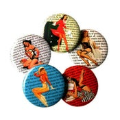 Image of pin-ups