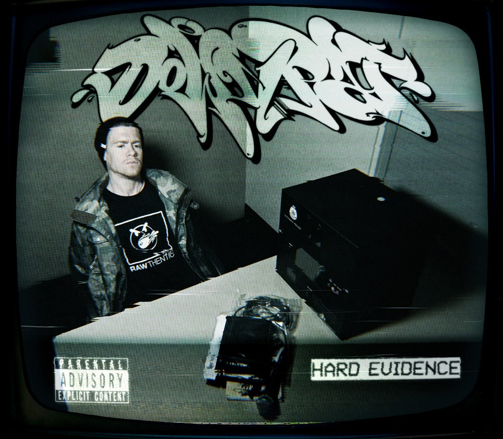 Image of DownPat - Hard Evidence EP