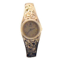 Image of Seiko Hibiscus Watch