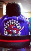 Image of Toronto Raptors Mitchell & Ness Beanie