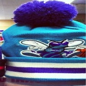 Image of New Orleans Hornets Mitchell & Ness Beanie