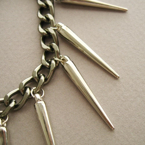Image of Swarovski Crystal Spike Bracelet