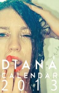 Image of Diana Calendar 2013