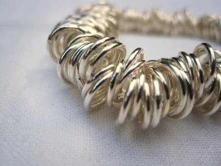 Image of Sterling Silver Heavy Weight Bracelet