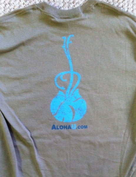 Image of T-Shirt North Carolina Ukulele Academy Logo