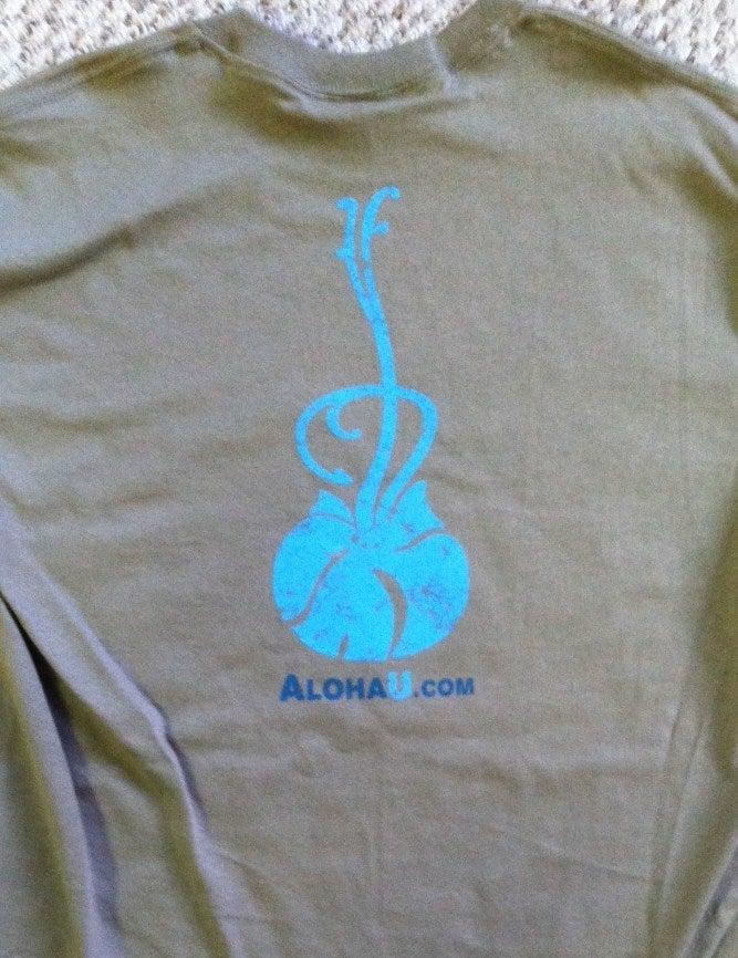 Image of T-Shirt North Carolina Ukulele Academy Logo