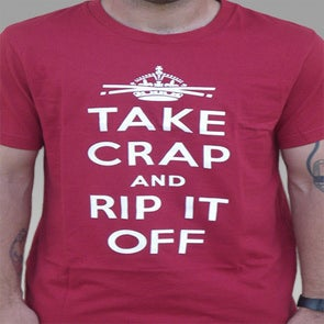 Image of TAKE CRAP and RIP IT OFF