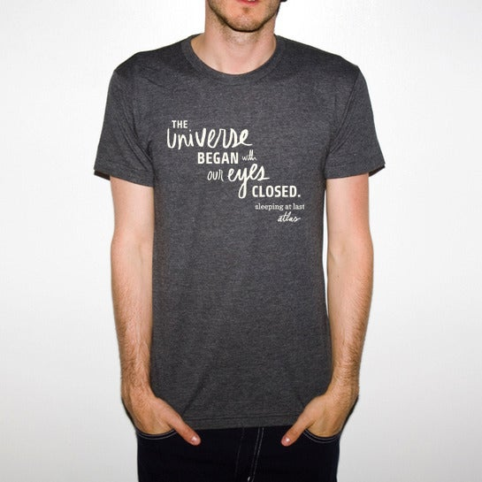 Image of Atlas Lyric Shirt