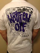 Image of Collage Tee - Purple
