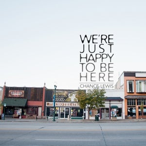 Image of We're Just Happy To Be Here CD
