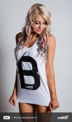 Image of Women 'B' Singlet - White