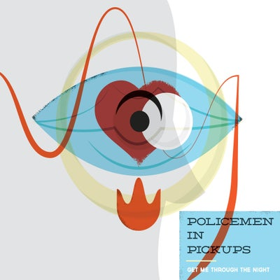 """Image of """"Get Me Through The Night"""" [Physical CD]"""