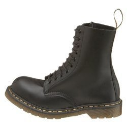 Image of Dr Martens 1919 Black Fine Haircell