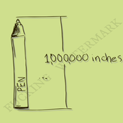 Image of Biggest Pen in the World