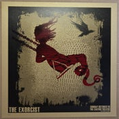 Image of The Exorcist Silkscreen Poster